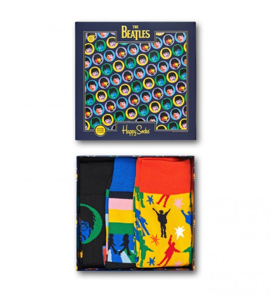 3 Pack The Beatles Gift Box