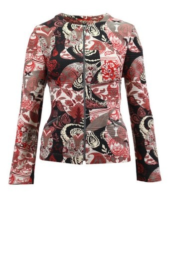 All Over Print Blazer