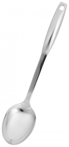 Stainless Steel Solid Spoon
