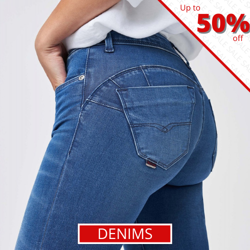 Denims - Up to 50% off