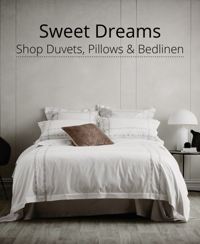 Sweet Dreams - Shop Duvets, Pillows & Bedlinen