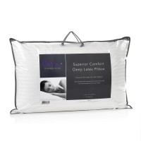 Superior Comfort Deep Latex Pillow