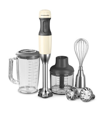 Corded Hand Blender Almond Cream