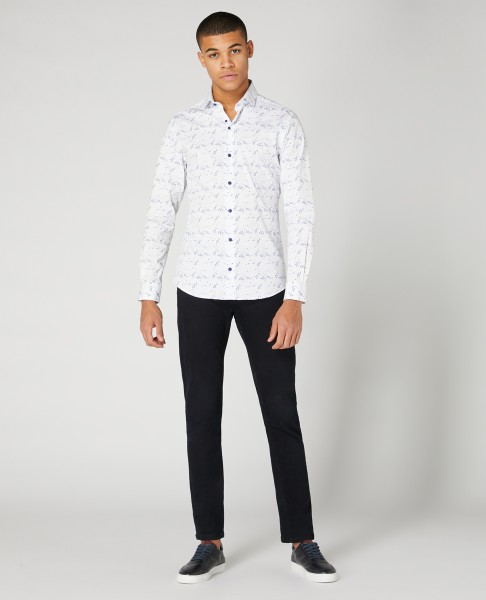 Tapered Frank Shirt