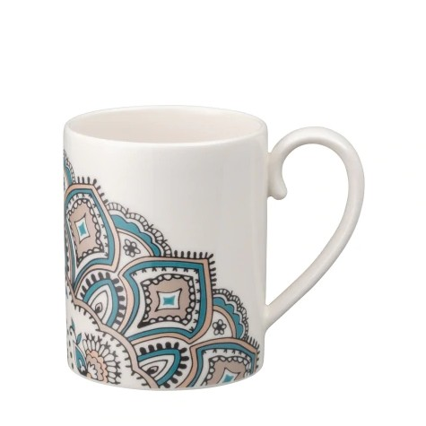 Monsoon Mandala Small Mug