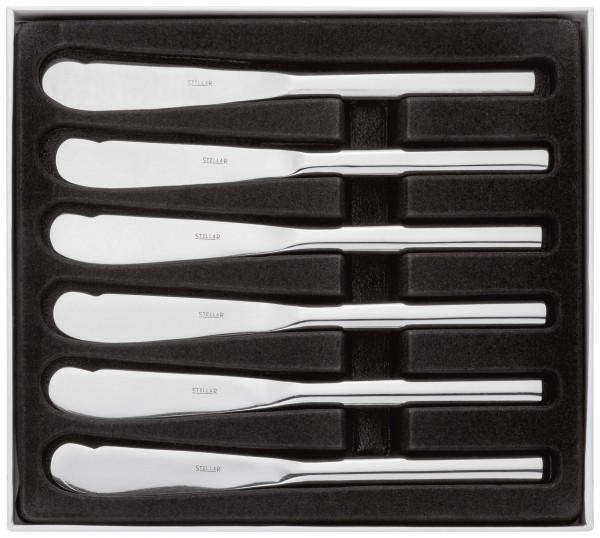 Rochester Set of 6 Butter Knives