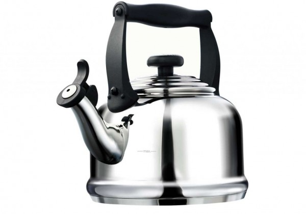 Traditional Kettle Stainless Steel