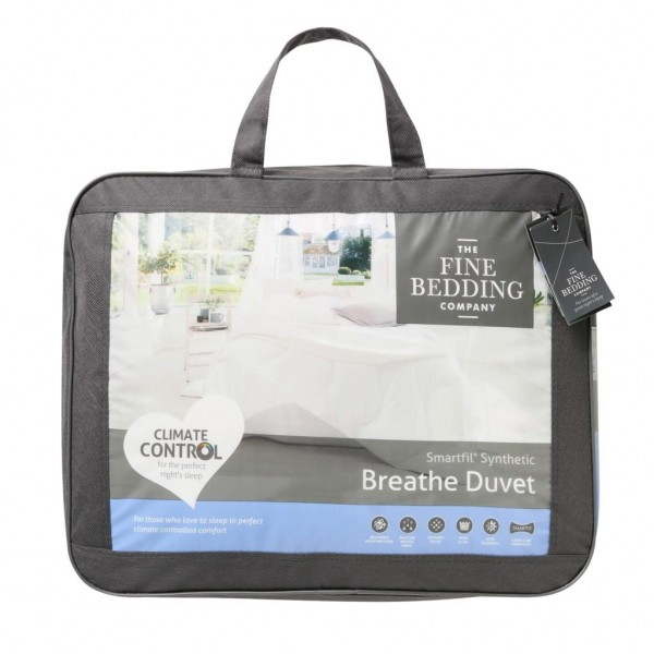 THE FINE BEDDING COMPANY BREATHE 13.5 TOG DUVET