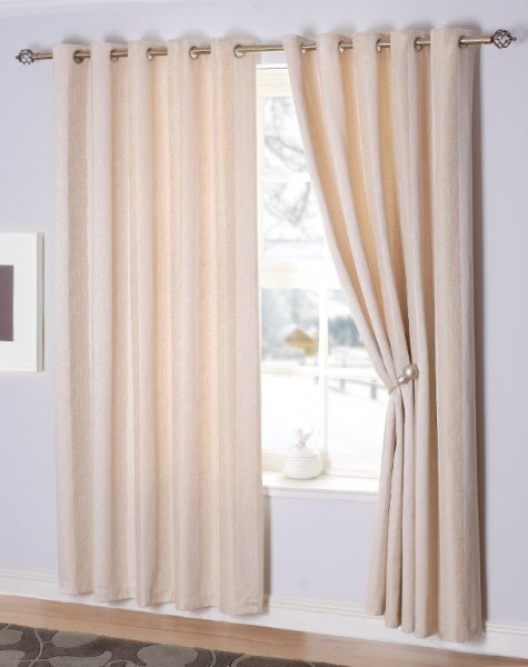 Toulon Readymade Eyelet Curtains
