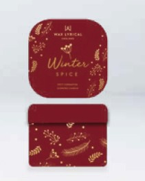 Candle Tin - Winter Spice