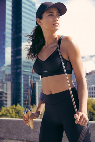 Active Classic Support Sports Bra