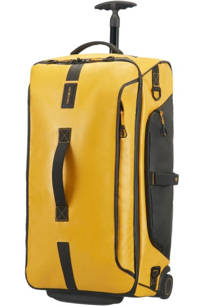 Paradiver Light 67cm Duffle with Wheels Yellow