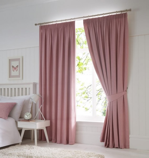 Dijon Readymade Pencil Pleat Curtains