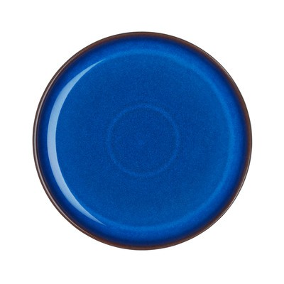 Imperial Blue Coupe Dinner Plate