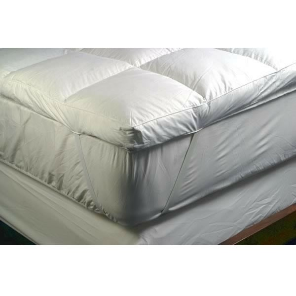 Soft Bedding Goose Feather & Down Topper King