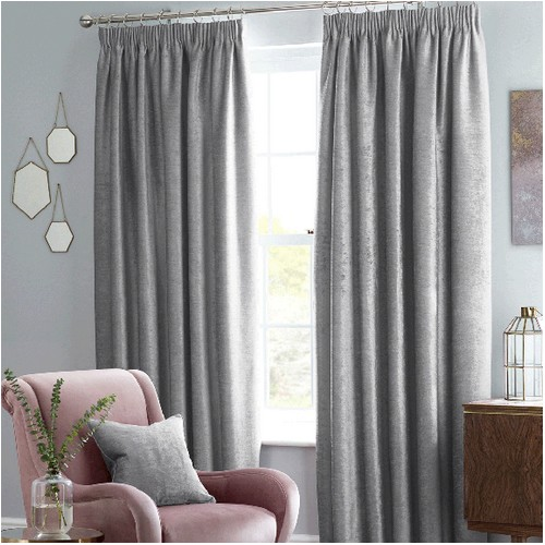 Langley Readymade Pencil Pleat Curtains