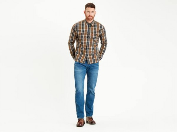 Mens 501 Original Regular Jean