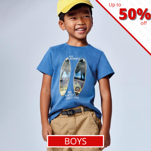 Boys - Up to 50% off