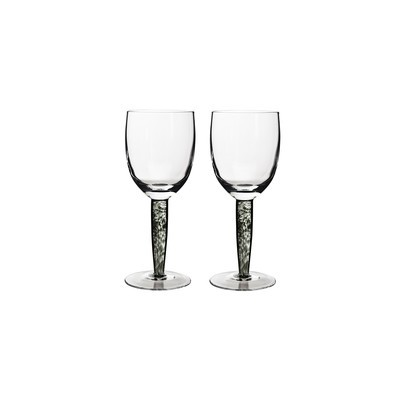 White Wine Set of 2 - Jet