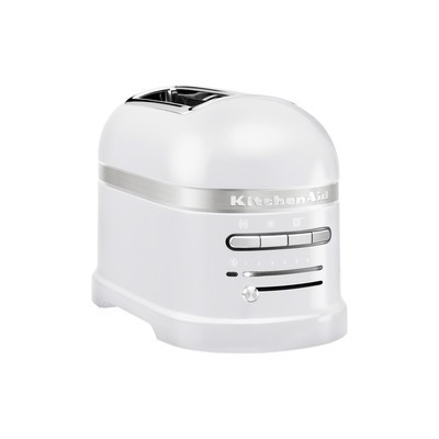 Artisan 2 Slice Toaster Frosted Pearl