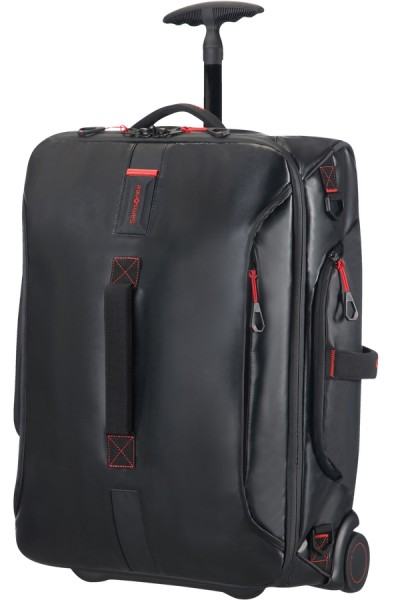 Paradiver Light 55cm Duffle with Wheels Black