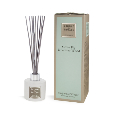 Reed Diffuser - Green Fig & Vetiver Wood