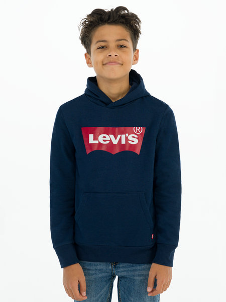 Levis Boys Batwing Screenprint Hoodie