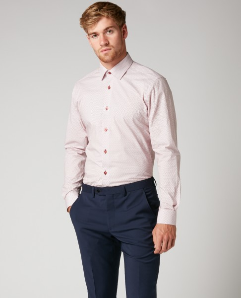 Seville Tapered Fit Shirt
